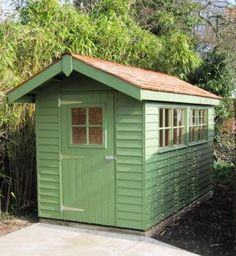 sheds in exeter