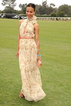 Zoe Saldana's Style | POPSUGAR Fashion Photo 75