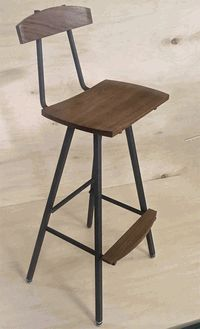 Superb 31 Best Wood Bar Stools Images Wood Bar Stools Bar Stools Squirreltailoven Fun Painted Chair Ideas Images Squirreltailovenorg