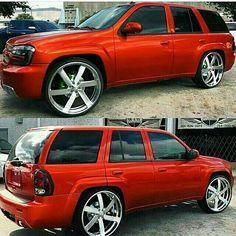 Chevrolet Trailblazer, Super Sport, Jeep, Automobile, Trucks, Vehicles, Wheels, Cars, Big
