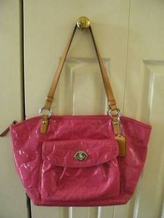 $49.99 strating price... cute bag for summer! Coach Authentic Purse!