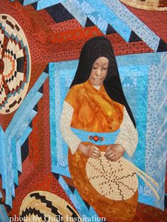 Quilt Inspiration: Quilts inspired by Native American history & tradition