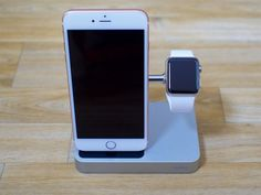 belkin applewatch charger with iphone