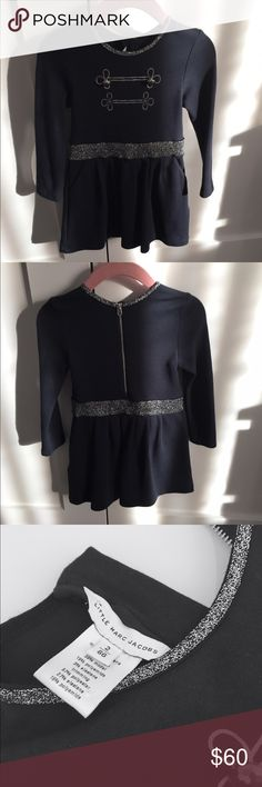 Little Marc Jacobs Navy Dress 2T Little by Marc Jacobs  navy dress , it's like new , no tags . Size 2 . Little Marc Jacobs Dresses Casual