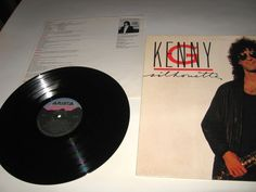 Kenny G - Silhouette , record near mint, Lp