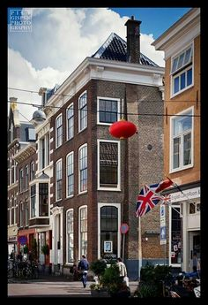 De Wagemstraat, foto Piet Gispen.