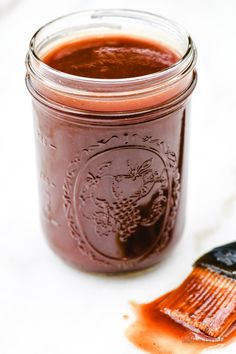 This family Coca-Cola BBQ Sauce recipe is an all-time favorite. Sweet, spicy, and oh so delicious, this bbq sauce recipe is a must in my family. // addapinch.com Canning Bbq Sauce Recipe, Coca Cola Bbq Sauce Recipe, Spicy Barbecue Sauce Recipe, Homemade Bbq Sauce Recipe, Sauce Recipes, Barbeque Sauce, Cat Recipes, Canning Recipes, Beef Recipes