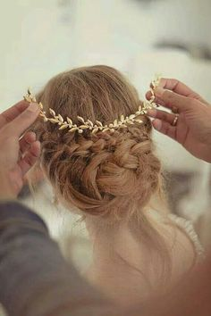 another wedding day hair