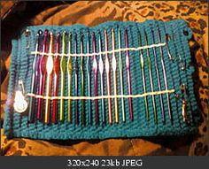 Crochetville - View Single Post - Roll-Up Hook Case Pattern