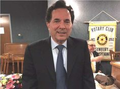 Dr. Pat Bruno receives Citizen of the Year award