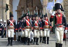 Recreaciones históricas de la guerra de la Independencia Española -  www.tradicionesyfiestas.com