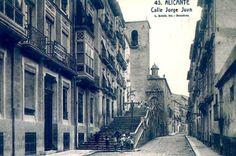 Calle Jorge Juan. Foto subida por Luis Amat. — con Ricardo Urios Pastor