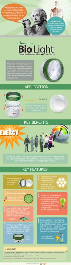 Amezcua Bio Light: Shine Your Way to Good Health