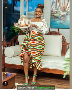 Hello Fashionable Ladies check out Amazing And Creative Latest 2020 Ankara long Gowns Styles Inspiration for you to try out and look Beautiful.Ankara styles Are Kente Dress, Ankara Dress Styles, Trendy Ankara Styles, Ankara Skirt, Ankara Tops, African Fashion Ankara, Latest African Fashion Dresses, African Print Fashion, African Print Skirt