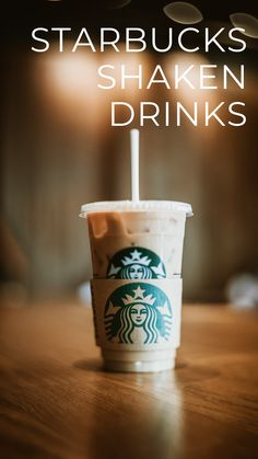 Ever go to Starbucks and get tired of getting the same drink each time. Maybe you've noticed the options to have a shaken drink instead. Well, this list has been made to let you explore each of the shaken drink options that Starbucks has to offer. While also giving you a few details about the drink itself! These drinks, when shaken, tend to create a rich taste, leaving you with the first sip being the excellent taste of the froth that is infused with many flavors. #starbucks Coffee Cream, Coffee Type, Black Coffee, Iced Coffee, Peach Green Tea Lemonade, Iced Tea Lemonade, Types Of Coffee Beans, Strawberry Acai, Green Coffee Extract