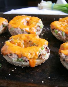 Cranberry Jewelled Tuna Melt | Community Post: 19 Bagel Sandwiches You'll Want To Put A Ring On