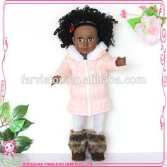 AFRICAN black doll black american doll18 inch wholesale black dolls, View black dolls, Farvision black doll Product Details from Dongguan Farvision Crafts Co., Ltd. on Alibaba.com