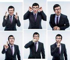 Now Nattering on His Own Throne John Oliver Introduces 'Last Week Tonight' on HBO - the MUST SEE show every Sunday