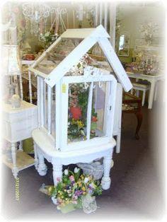 Greenhouses & Cold Frames / Re-purposing Old Windows & Doors - Ooooby
