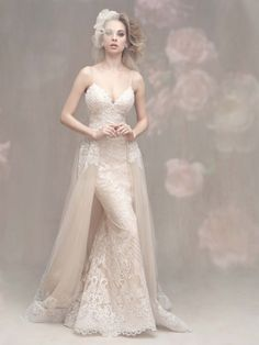 Zuhair murad fall 2018 wedding dresses pinterest chapel train dont buy your wedding gown without seeing these gorgeous collections first junglespirit Images