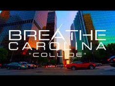 Breathe Carolina - Collide (Stream) - YouTube Breathe Carolina, Memphis May Fire, Austin Carlile, Chris Tomlin, Mikey Way, Bob Seger, Owl City, Mayday Parade, A Day To Remember
