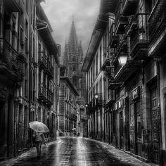Tarde de lluvia by Ariasgonzalo . on 500px