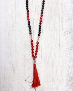 Pin for later! The Snake Mala  Mala Kamala Mala Beads - Boho Malas, Mala Beads, Mala Necklaces and Bracelets, Childrens Malas, Jewelry and Baby Necklaces