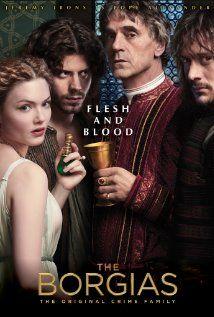 The Borgias : Season 1 / HU DVD 13252