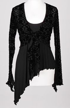 Lily Two Piece - Gothic, romantic, steampunk clothing from The Dark Angel