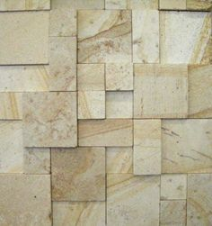 Yellow Sandstone Smooth - Wall Cladding - All Stone Cladding Exterior, Sandstone Cladding, Sandstone Wall, Stone Bench, Wood Stone, Stone Veneer, Stone Tiles, Bar Tile, Decorative Wall Tiles
