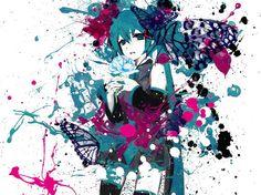 Hatsune Miku - Vocaloid
