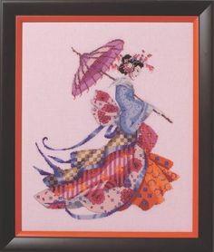 Mirabilia ~ Miss Cherry Blossom