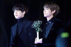 방탄소년단•180125 Seoul Music Awards