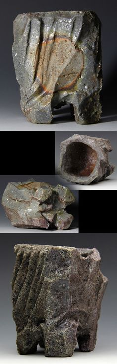 ceramic vessel, Takashi Baba