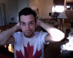I like 'em bearded and Canadian, ya know?