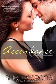 Toot's Book Reviews: Review: Accordance (Significance #2) by Shelly Crane