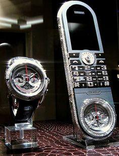 Goldvish & Frederic Jouvenot Revolution mobile phone @goldvish.com