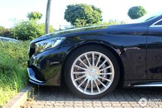 Mercedes-Benz S 65 AMG Coupe C217 6