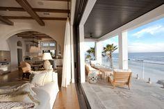 Alys Beach, FL porch/balcony. Summerour Architects.
