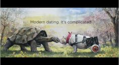 A quirky new TV ad from 4Creative promoting Channel 4's 'mating season'  explores the complicated world of modern dating through the eyes of a giant tortoise.