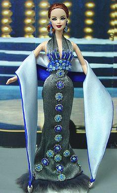 OOAK Barbie NiniMomo's Miss England 2011