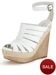 Ravel Lily Wedge Sandals | very.co.uk