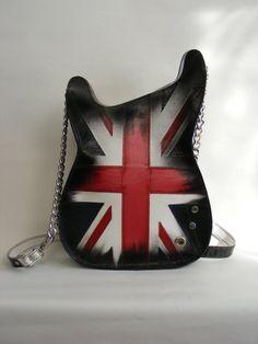 Leather purse. Handmade Eco Sustainable par dECOnstructionLab, €126.00