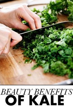 beauty benefits of kale