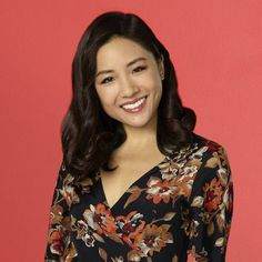 Constance Wu from Fresh Off the Boat and more of fall TV's funny leading ladies.