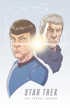 Star Trek 2009 - The Future Begins