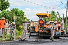 Recapeamento deve solucionar problemas com buracos em ruas e avenidas #pmbv #prefeituraboavista #roraima #boavista