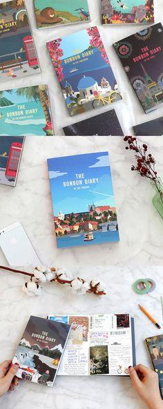 The Bon Bon Diary Scheduler