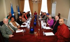 Religion in public life discussed with Scotland's leader - Bahá'í World News Service