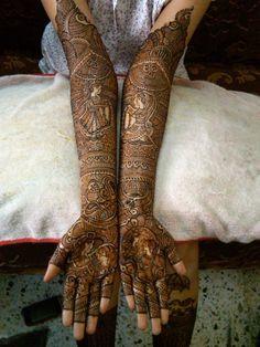 Bridal Mehendi Artists Arabic Mehndi Designs Brides, Best Mehndi Designs, Bridal Mehndi Designs, Mehandi Designs, Indian Wedding Photos, Big Fat Indian Wedding, Wedding Mehndi, Bridal Henna, Mehendi